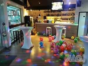 Зала за частно парти под наем