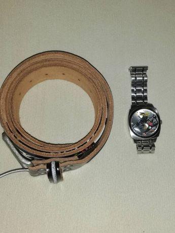 Vând ceas și curea Ed Hardy