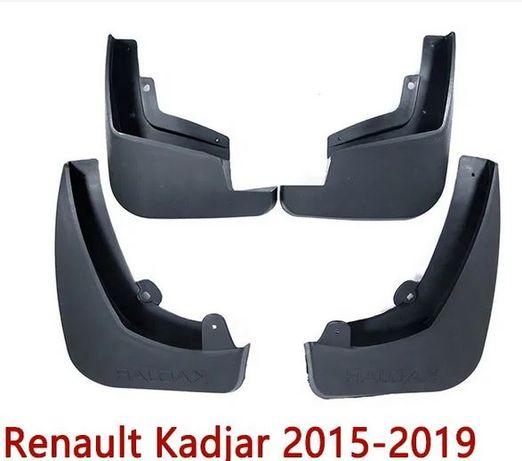 Aparatori noroi Renault Kadjar 2015 - 2019
