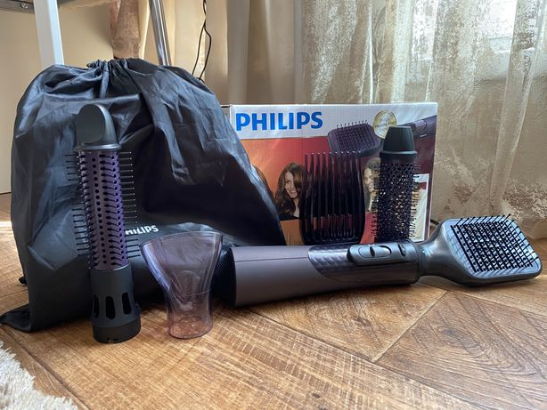 Фен-щетка Philips ProCare Airstyler HP8656
