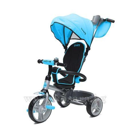 Детска триколка Byox Flexy синя