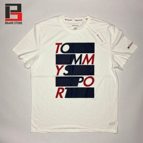 Мъжка тениска TOMMY SPORT - М (Tommy Hilfiger)