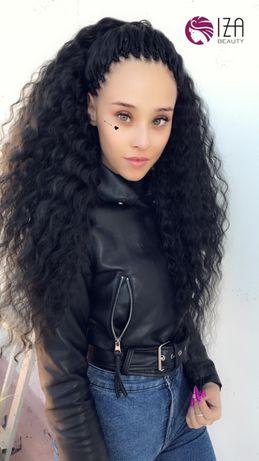 Crochet Afro