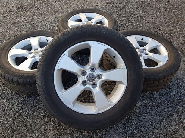 Jante Chevrolet Captiva 7.0x18 et 45 5x115
