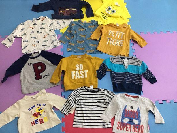 Lot  hainute bebe 68/ copii baietel 4-6 luni