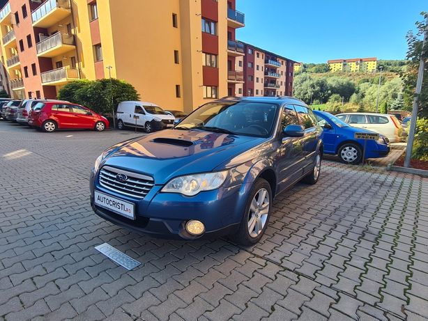 Subaru Outback2008, 4x4, 2.0 Diesel,150CP,Clima,Posibil rate ***