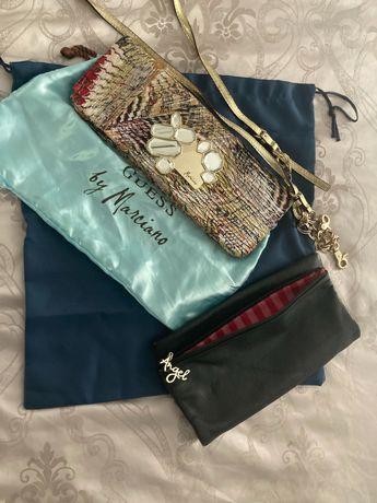Чанта guess, Клъч Victoria's Secret от Америка