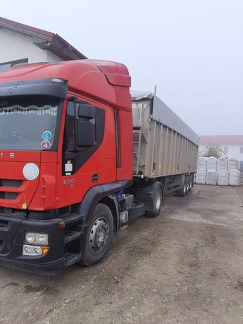 Camion Iveco euro 5