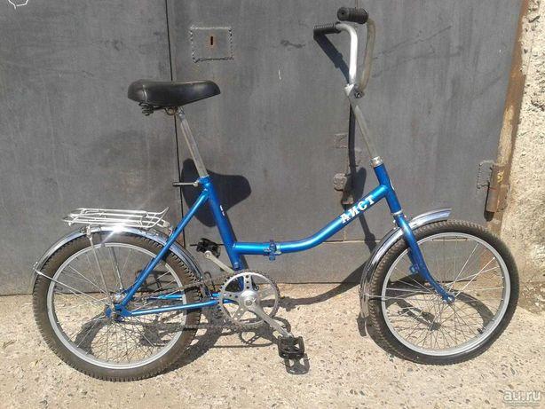 Велосипед для взрослых и детей, стальной, сделано в Беларусь.