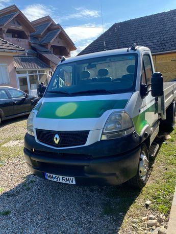 Renault master basculabil