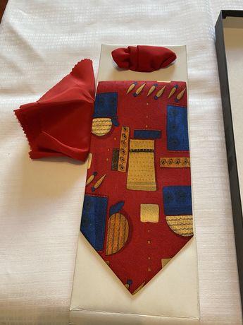 Cravata Bigotti - matase naturala