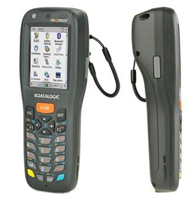 Мобилен терминал с вграден баркод скенер Datalogic Memor