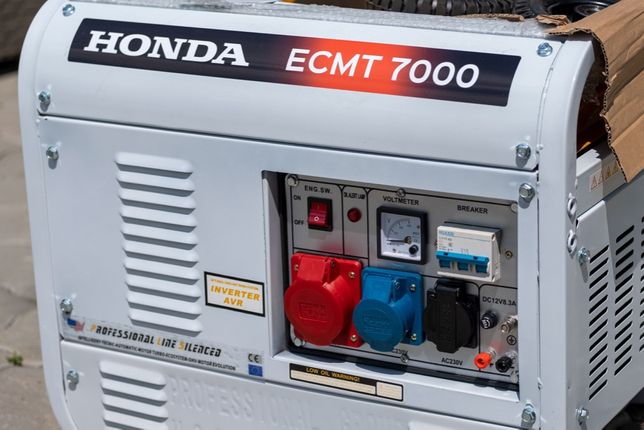 Generator Honda ECMT 7000