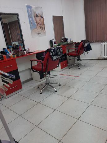 В парикмахерскую