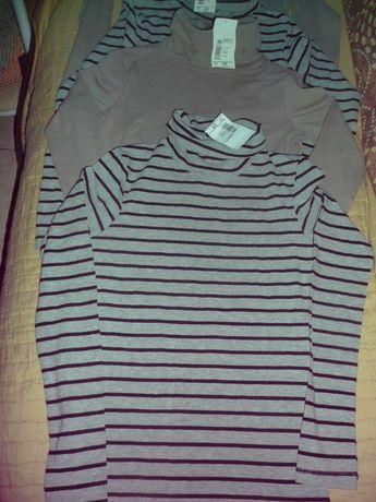 НОВИ с етикет блузки - ПОЛО за близначки