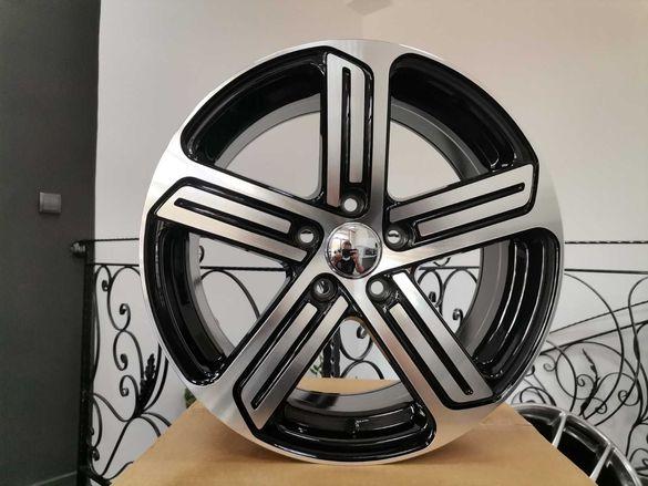 "17"" Джанти Cadiz Голф 5X112 VW Passat / CC Golf Tiguan Jetta Scirocco"