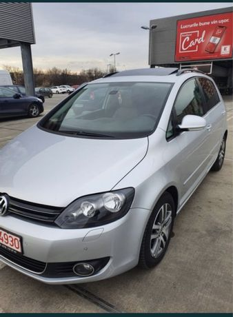 Volkswagen Golf 6 Plus 1.6 TDI [NUMERE NEGRE]!