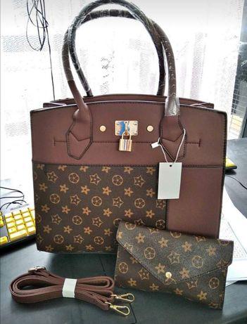 Дамска чанта от Еко кожа - чисто нова