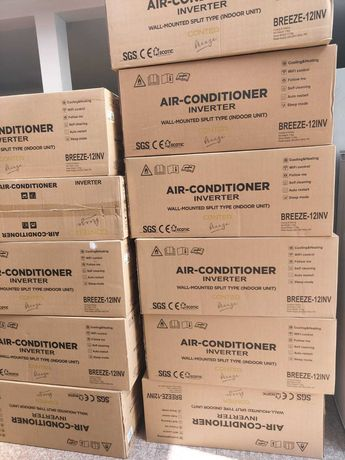 Aer Conditionat cu montaj inclus-Conter Breeze -12000 btu