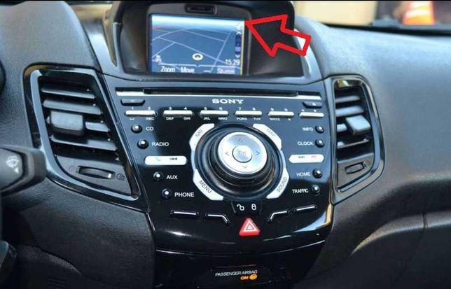Ford SD Card Navigatie Europa Romania 2021 Focus C-Max Kuga Fiesta Eco