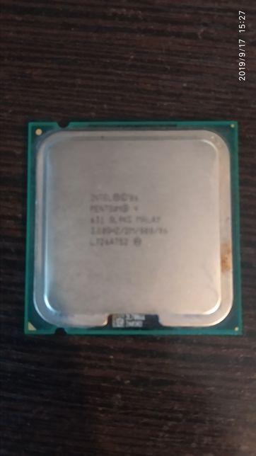 Продам процессор Pentium