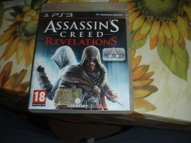 Assassin´s Creed - Revelations PS3