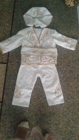 Продам казахский национальный костюм на годик