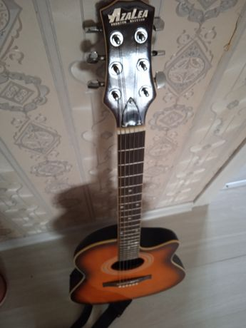 Гитара концертная