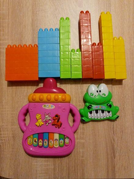 Музикални играчки и конструктор