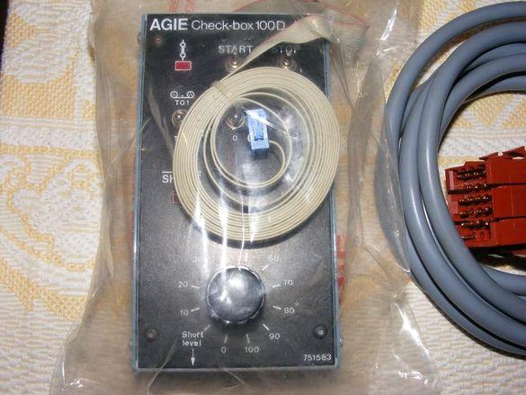 AGIE Check-box 100 D ACC