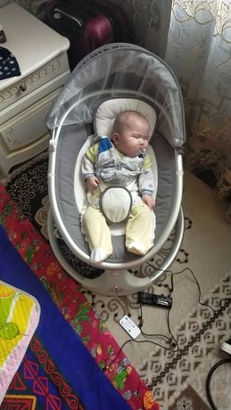 Детская музыкальная люлька