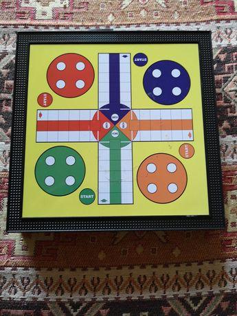 Joc de societate 4 in 1 magnetic