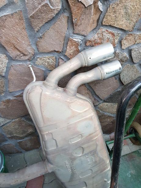 Evacuare scirocco tdi 2012