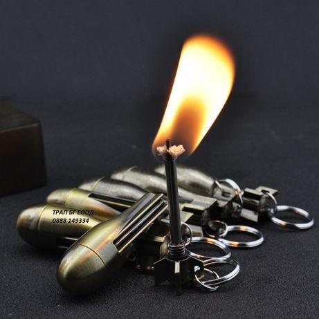 МЕТАЛНА Магнезиева запалка ключодържател, Magnezieva zapalka оцеляване