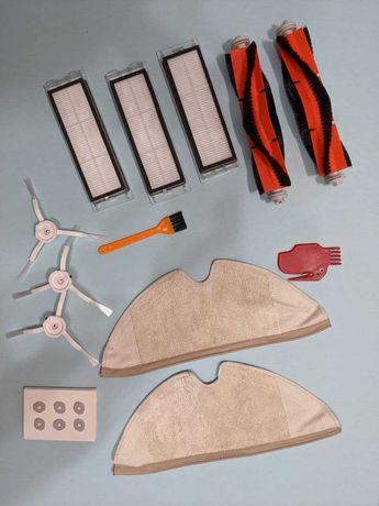 Kit accesorii (18 buc.) compatibil cu Xiaomi Roborock S5 MAX S6 Pure