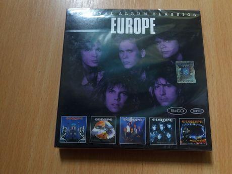 Europe, 5 cd-uri originale sigilate