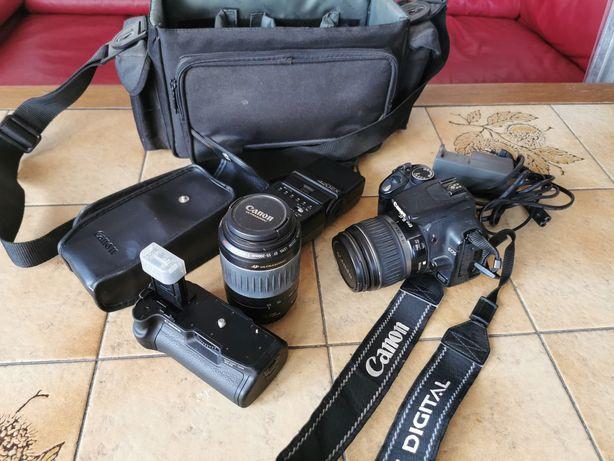 Set Canon 350D +