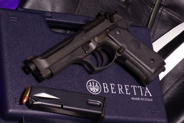 4.3Joules MAX Cel mai puternic pistol Airsoft Beretta/TAURUS M9 Co2