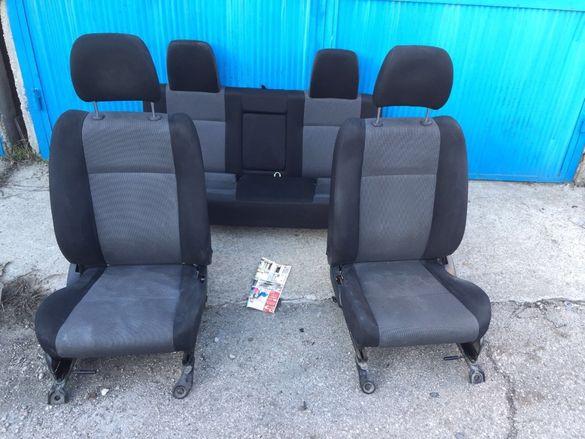 Седалки комплект за Мазда ВТ-50, Mazda, Форд Рейнджър, Ford Ranger