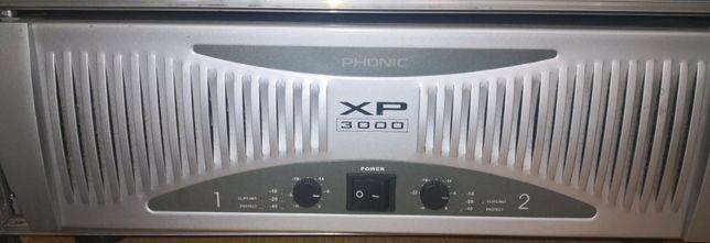 Phonic xp 3000 cu crossover