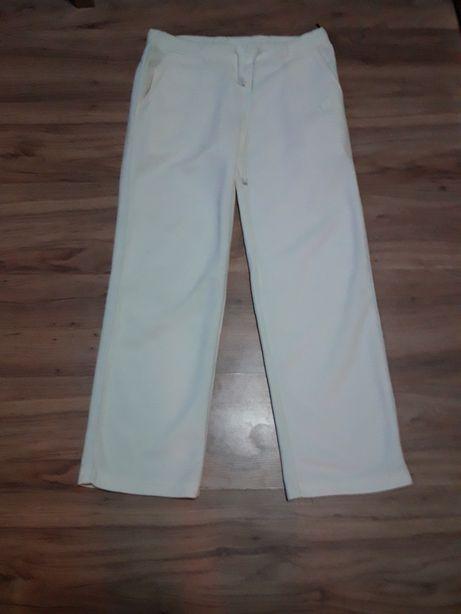 Pantaloni albi sport