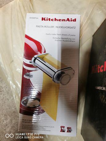 KitchenAid pasta roller nou