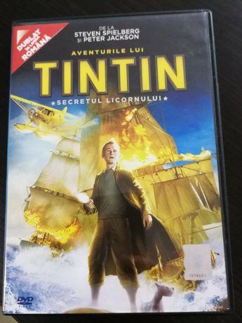 Aventurile lui Tintin DVD