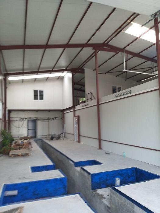 Hala metalica 12x40 cu 4m înălțime Craiova - imagine 1