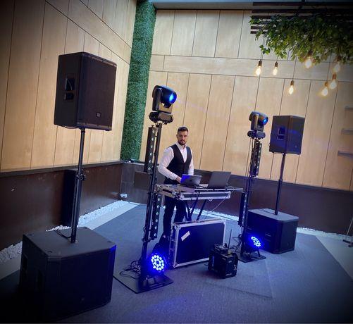 DJ Evenimente Dj Nunta Dj Botez Dj Majorat Dj Corporate Cununie Brasov