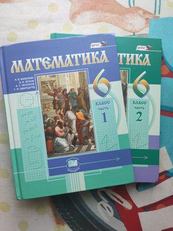 Математика 6 класс Мнеозина