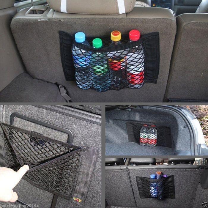 Нова еластична мрежа органайзер за багажник кола автомобил каравана