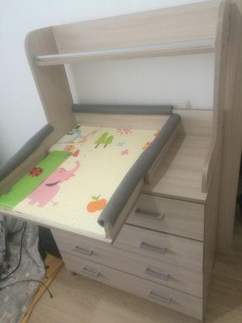 Пеленальный столик, комод