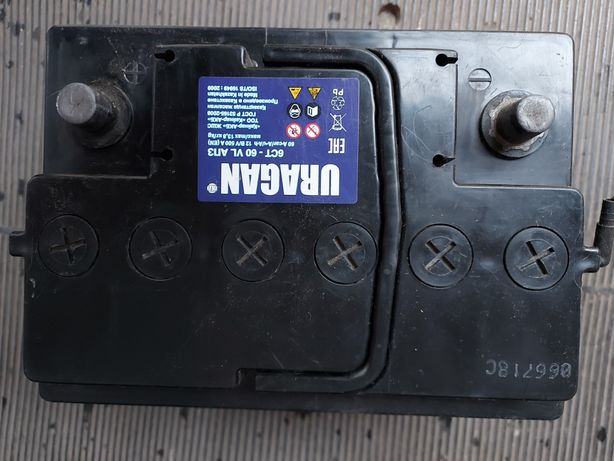 Аккумулятор 60 А.