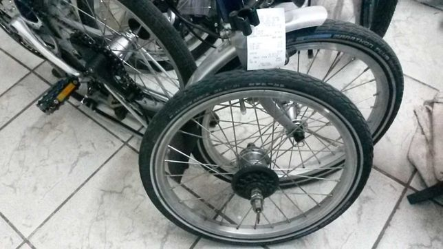 Brompton piese- bicicleta
